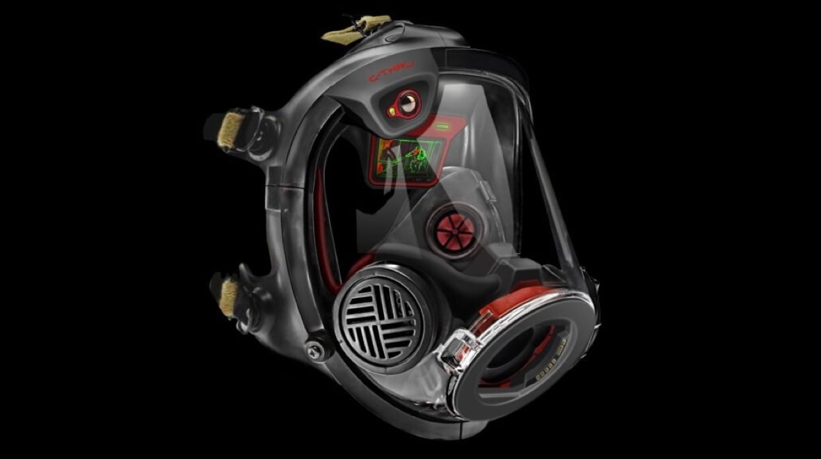 AR helmet will help firefighters save lives