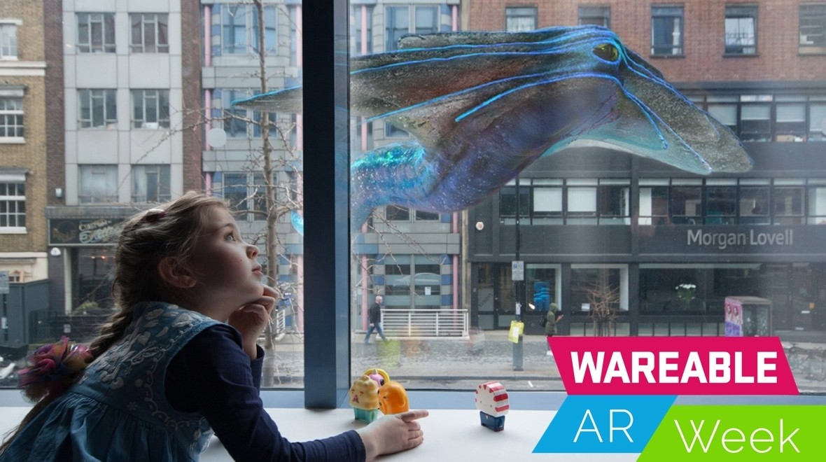 The future of AR is...