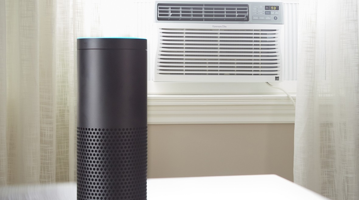 And finally: Alexa in the kitchen