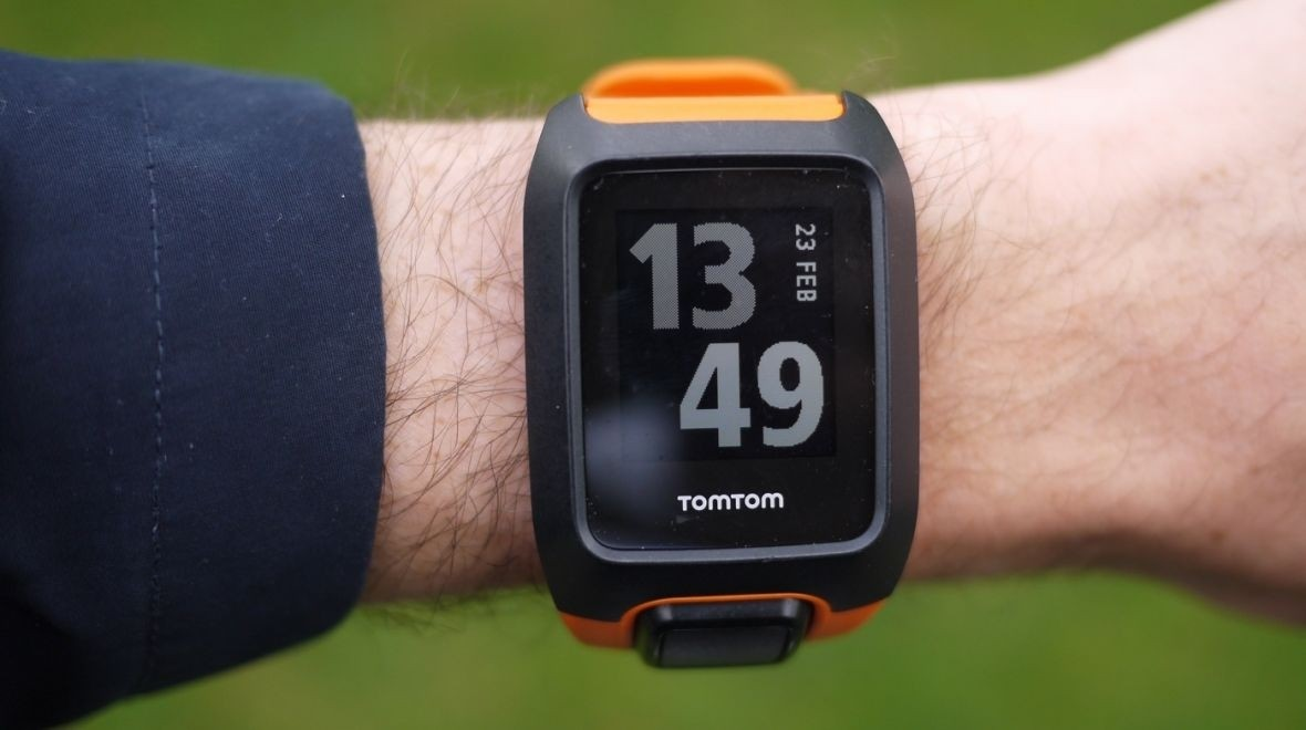 TomTom's homemade sports problem