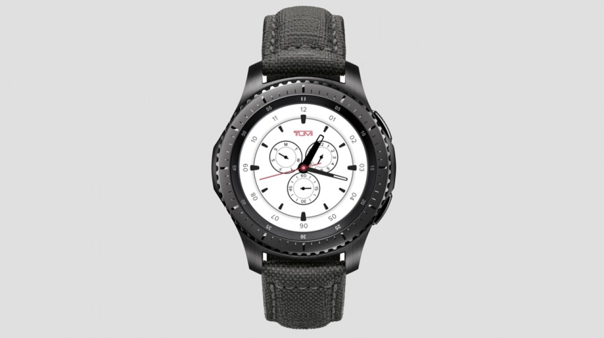 Samsung and TUMI team up on Gear S3