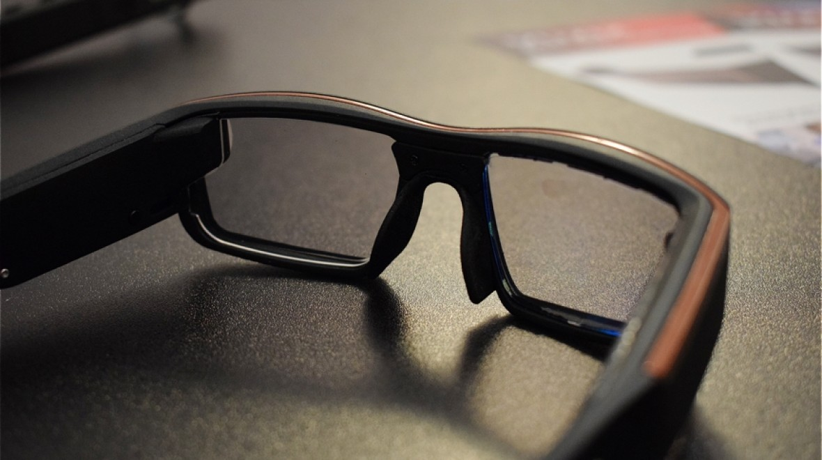 BlackBerry enters smartglasses space