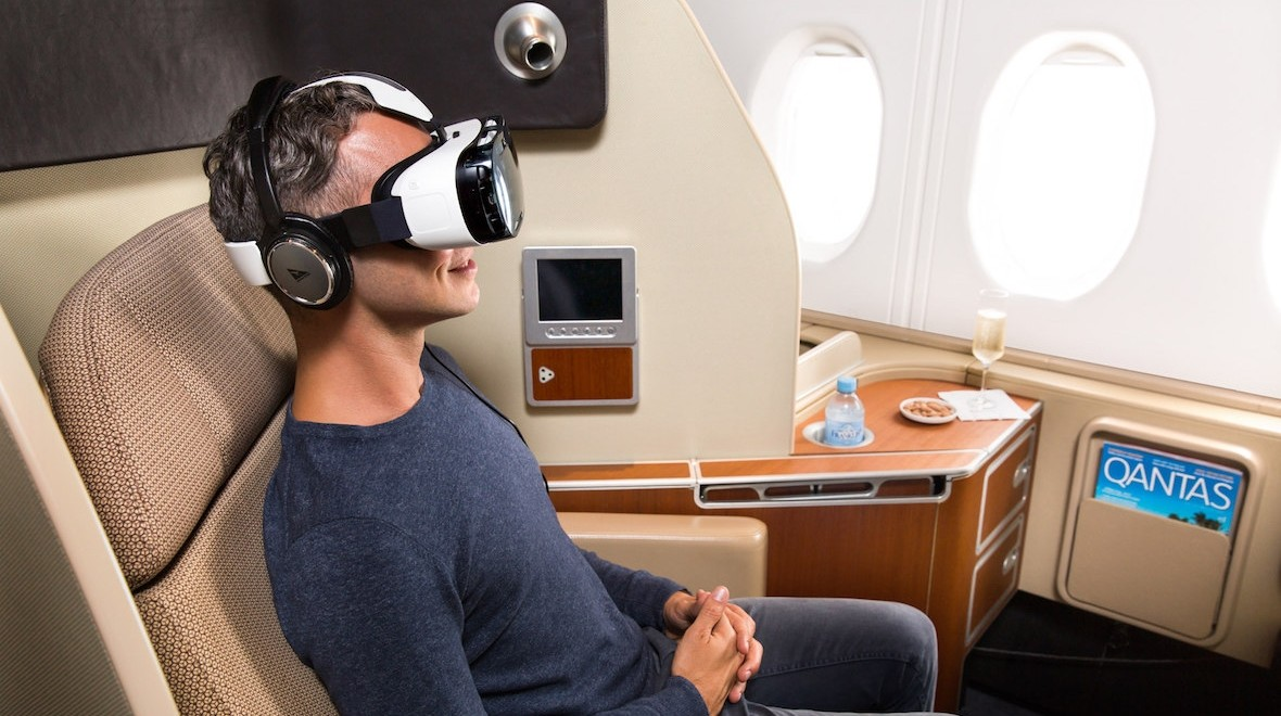 Field of View: VR for travel