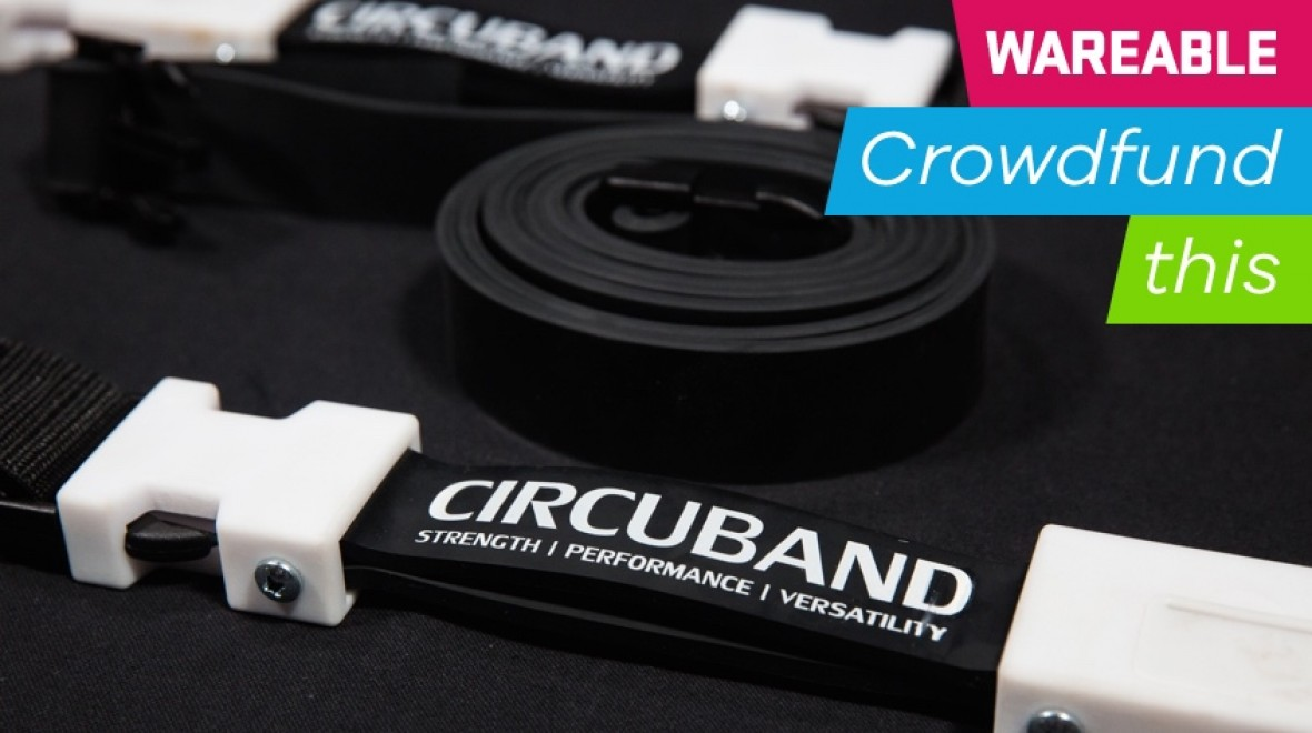 Circuband's smart resistance training