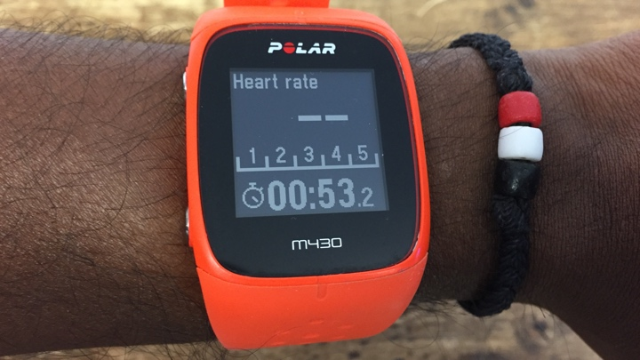Polar M430 And A370 Heart Rate Sensors Have A Problem With