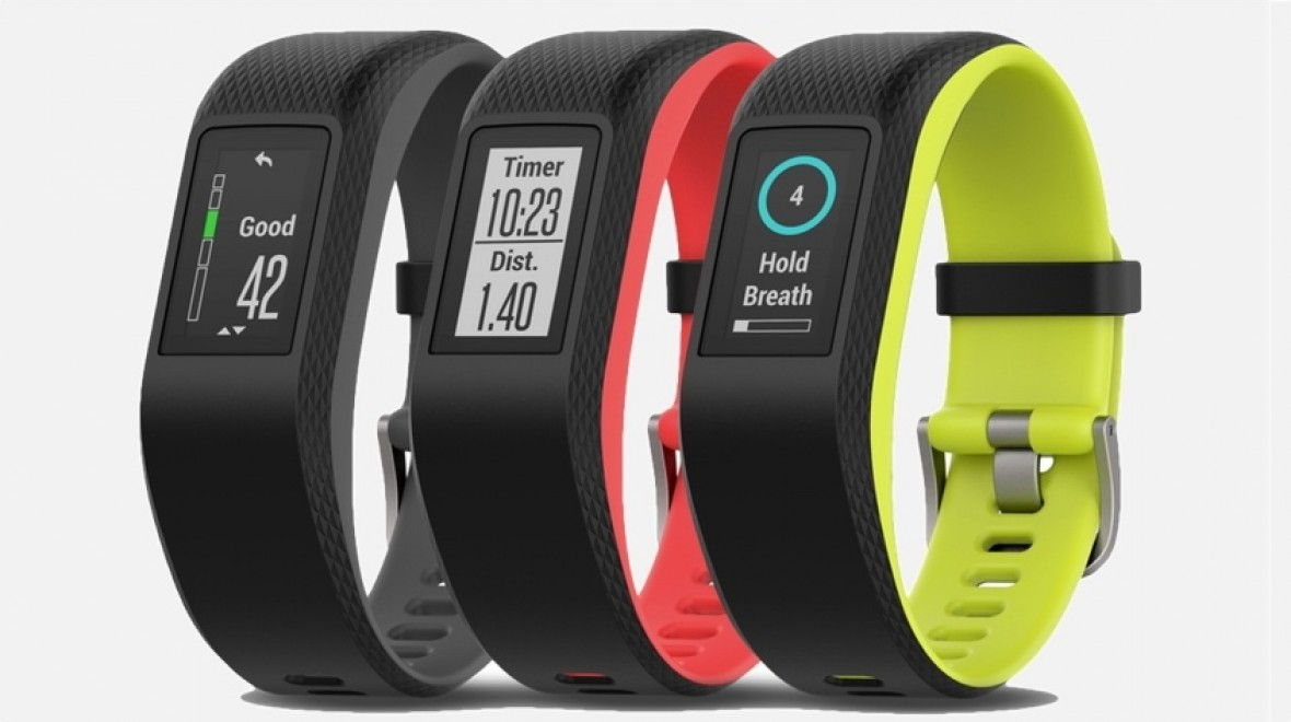 Garmin Vivosport guide