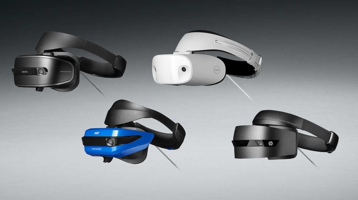 SteamVR coming to Windows Mixed Reality