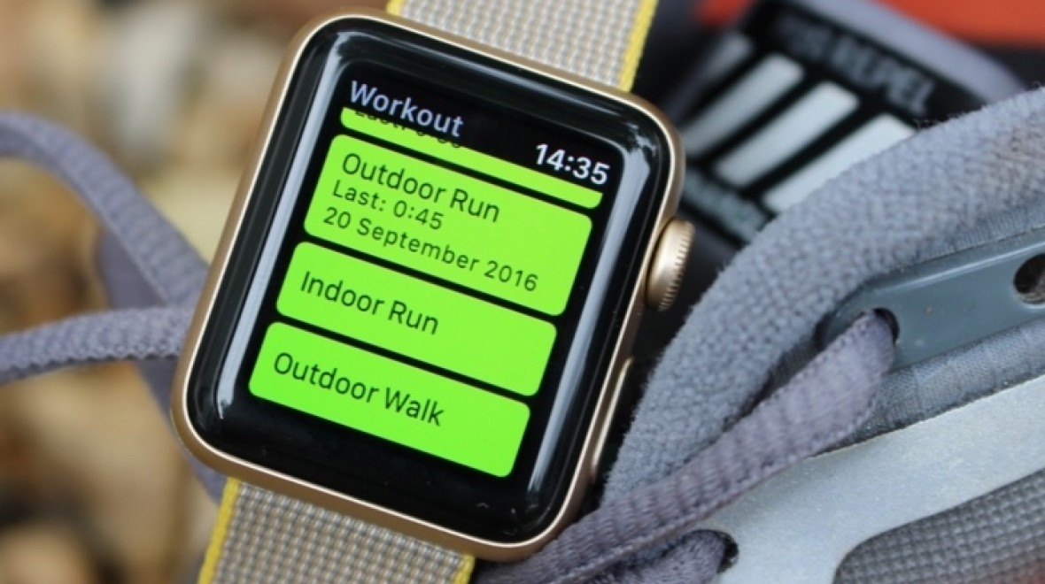 Apple Watch to track baseball and surfing