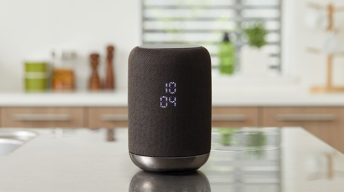 Sony has a Google Assistant smart speaker