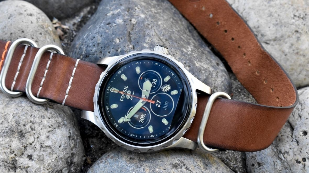 Fossil leads the great smartwatch surge