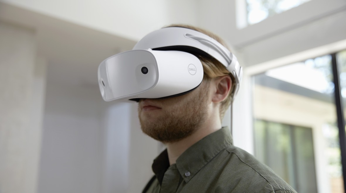 Dell Visor now available for pre-order