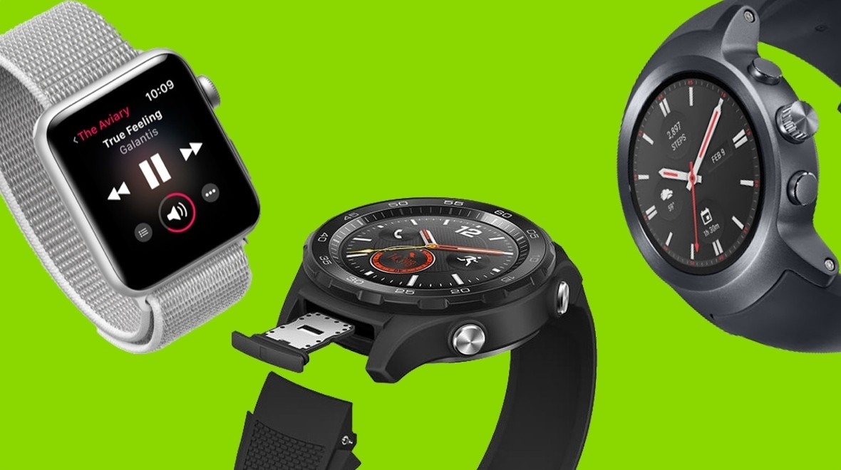 LTE in smartwatches explained