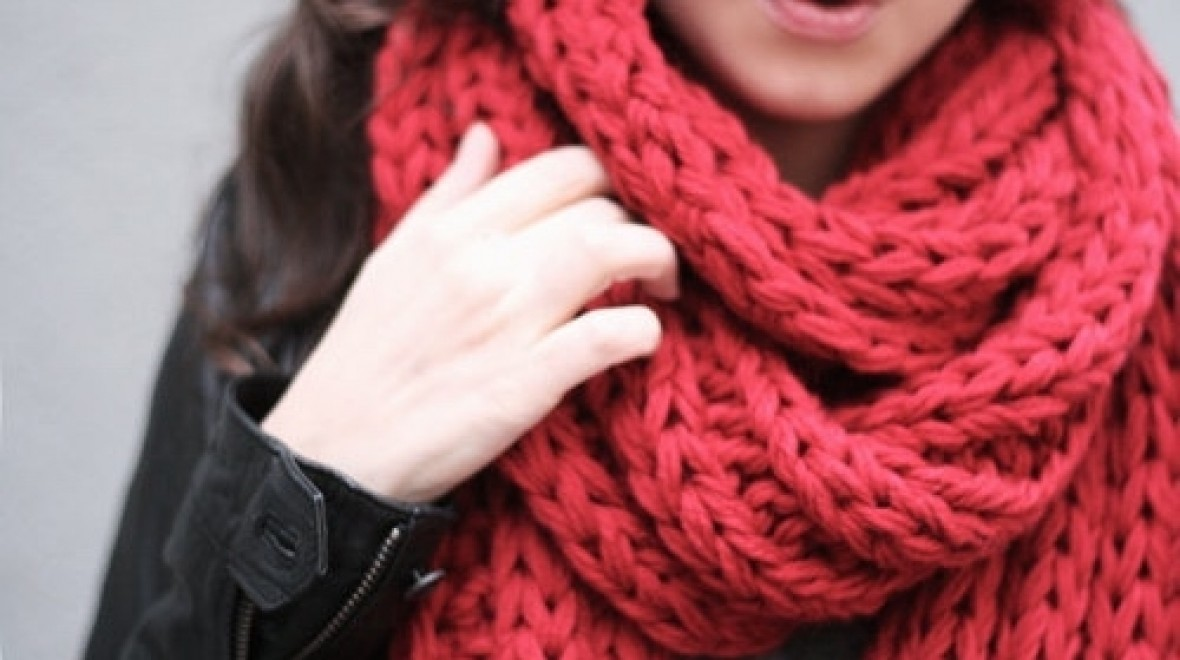 2015: The year of the smart scarf