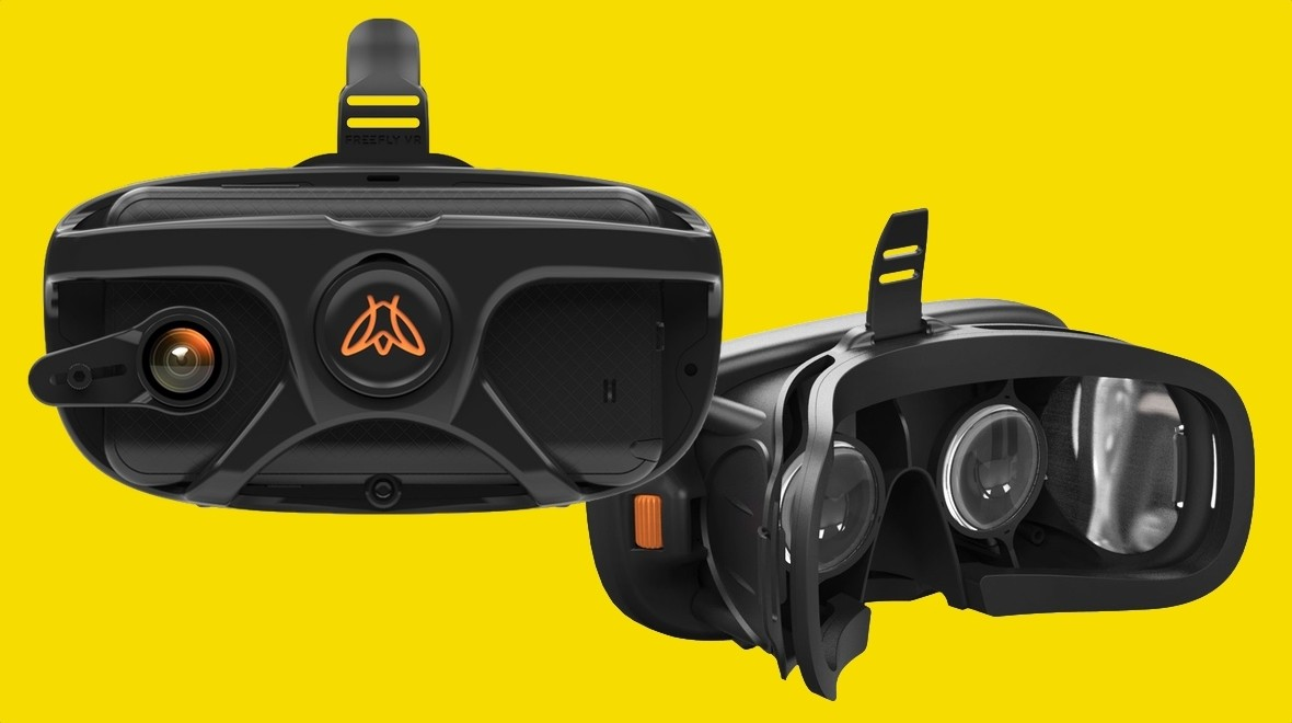 Freefly FF3 is a headset for all realities