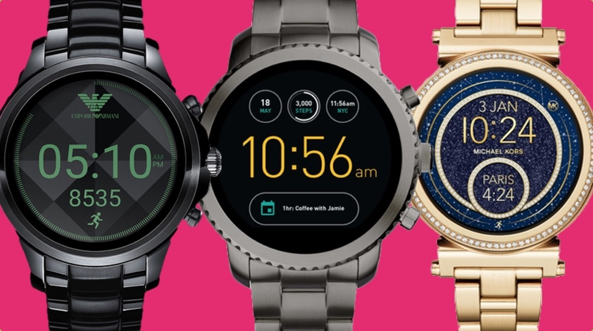Fossil wearables dropping in 2017