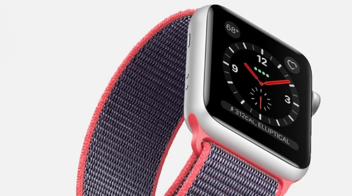 And finally: Apple Watch 3 selling fast