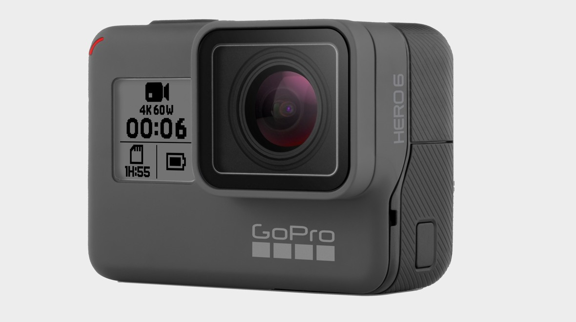 GoPro Hero6 has arrived