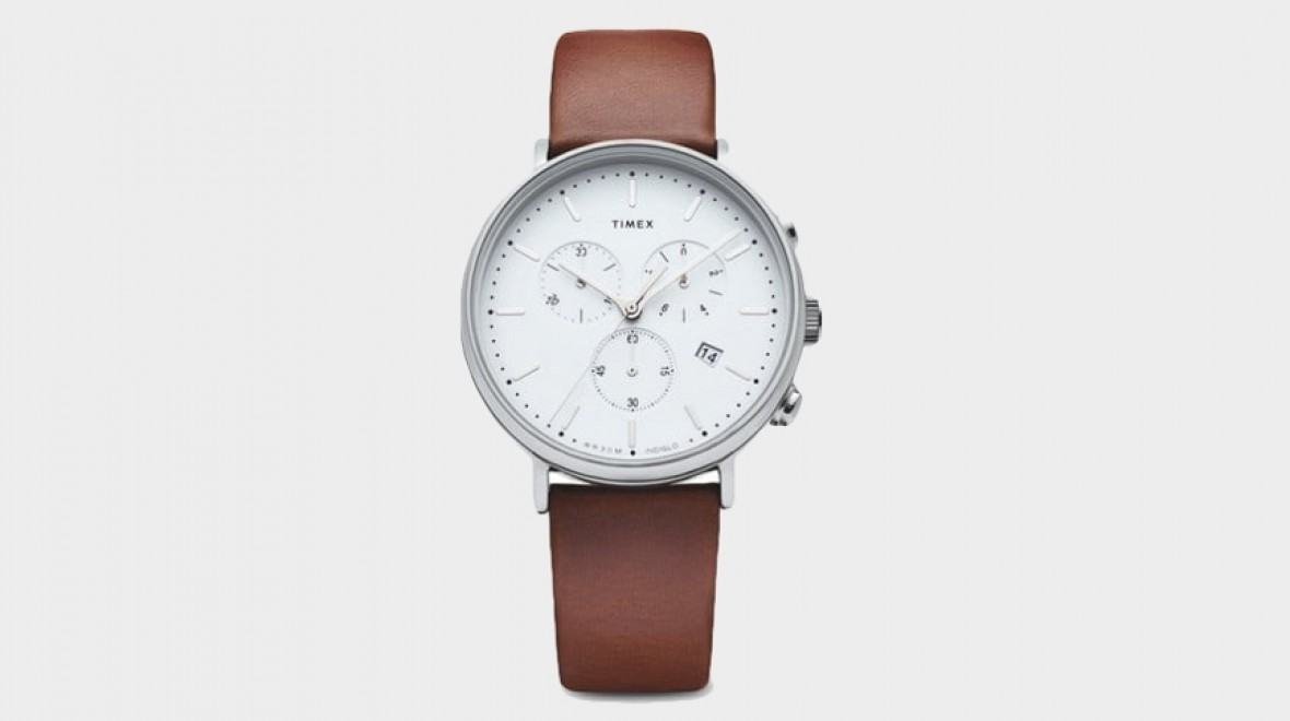 The new Timex lets you tap and pay