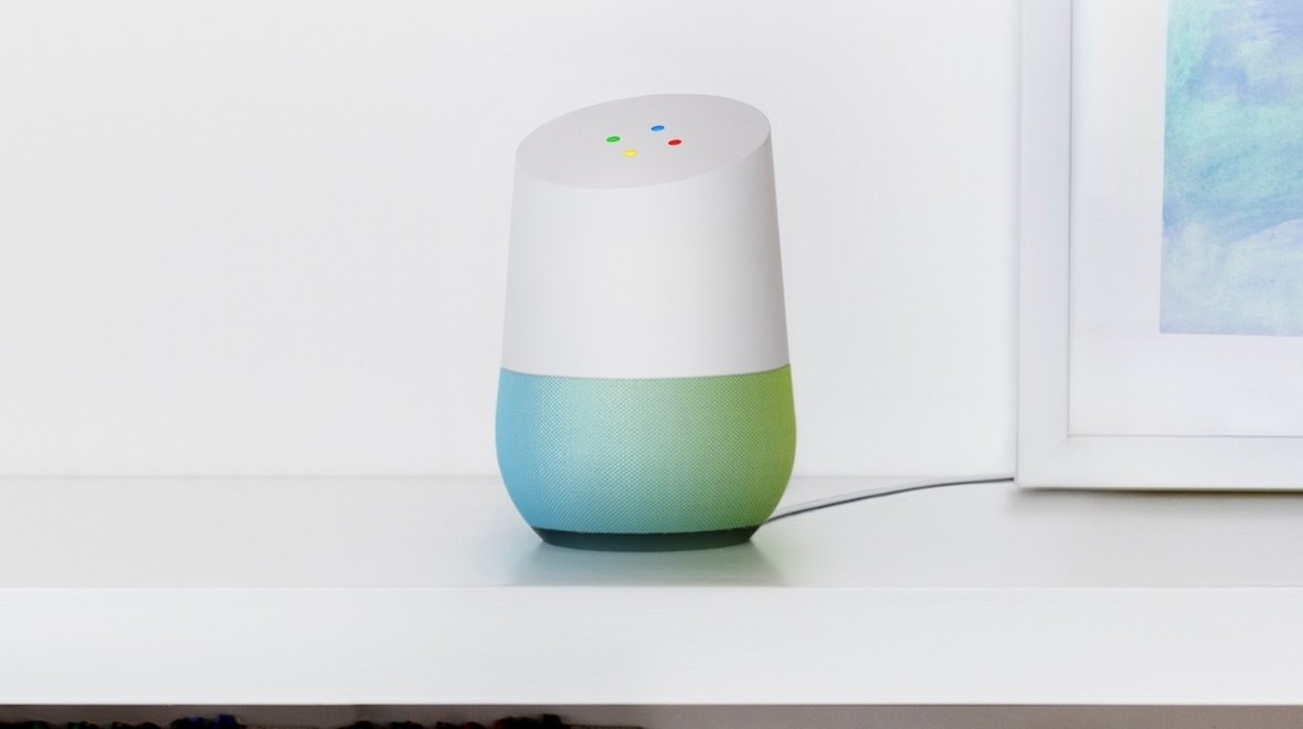 And finally: Google's new Home