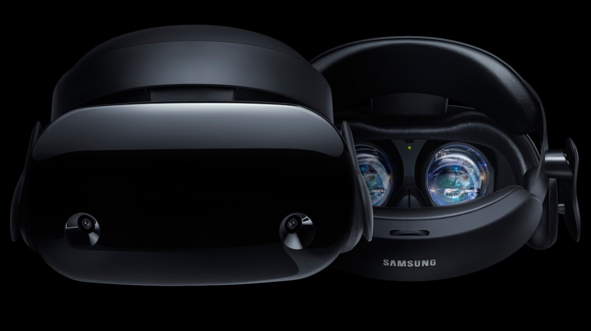 Samsung's Mixed Reality headset on sale