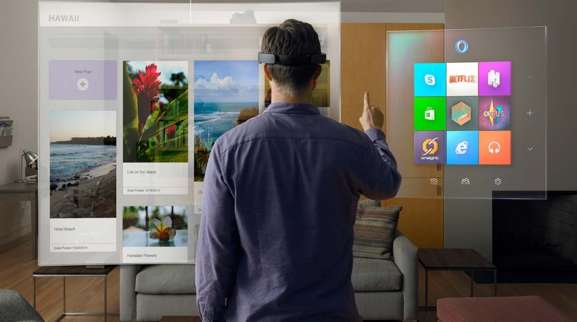 Microsoft HoloLens: Sign me up now