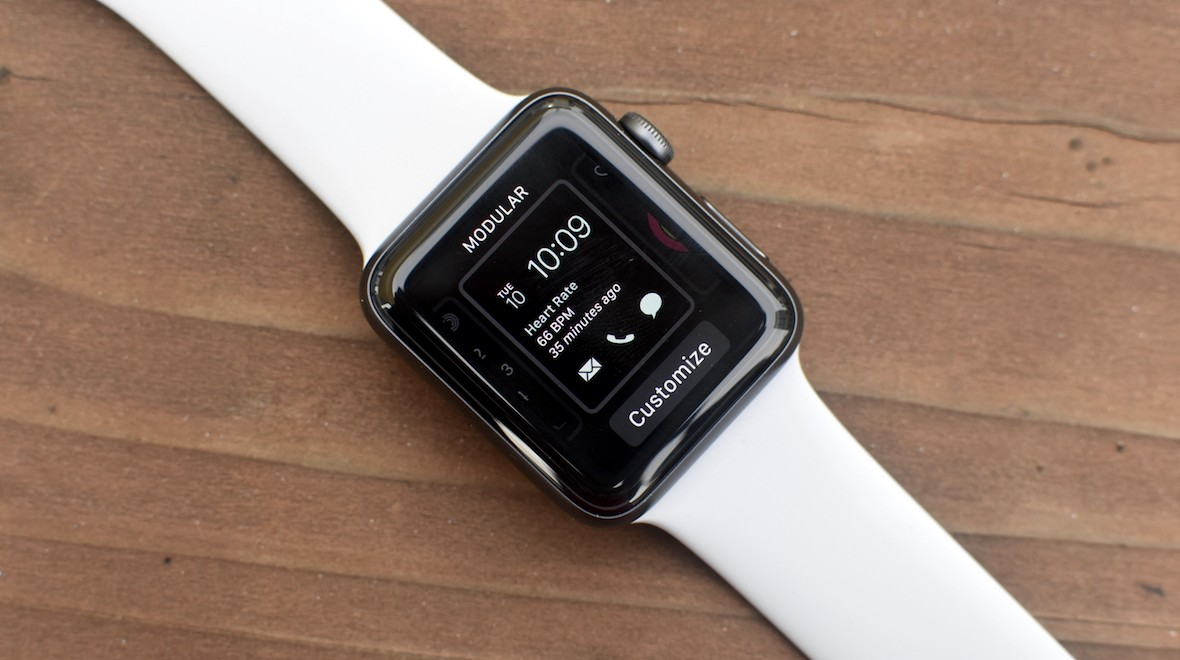 How to make an Apple Watch face