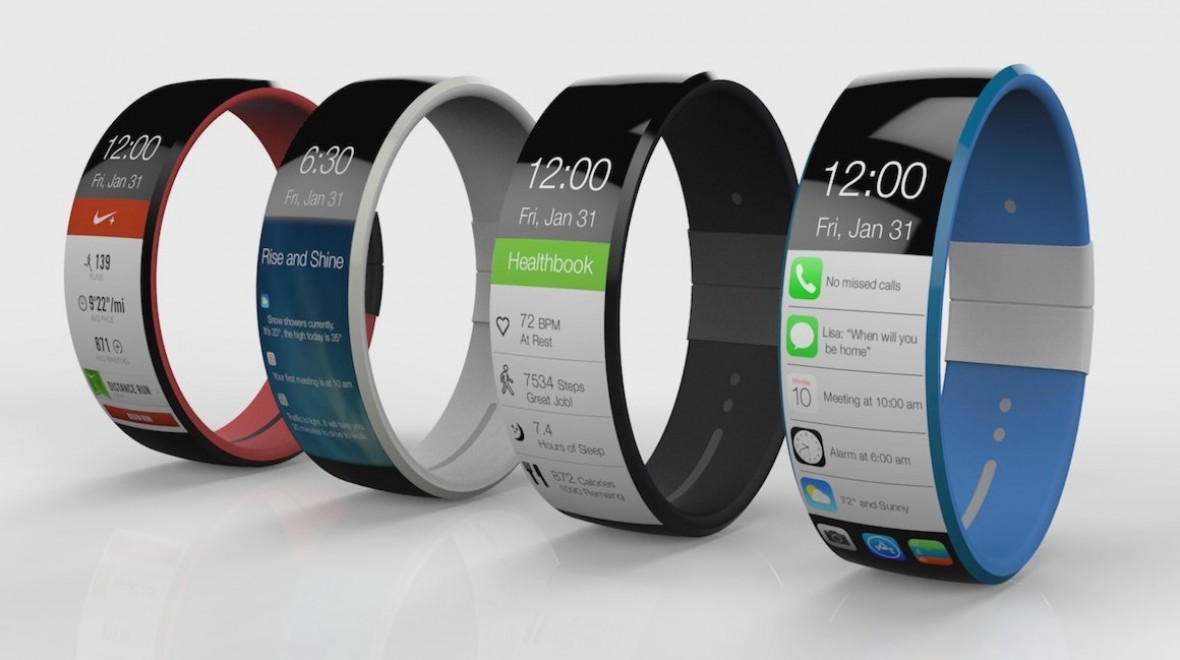 The top iWatch design ideas