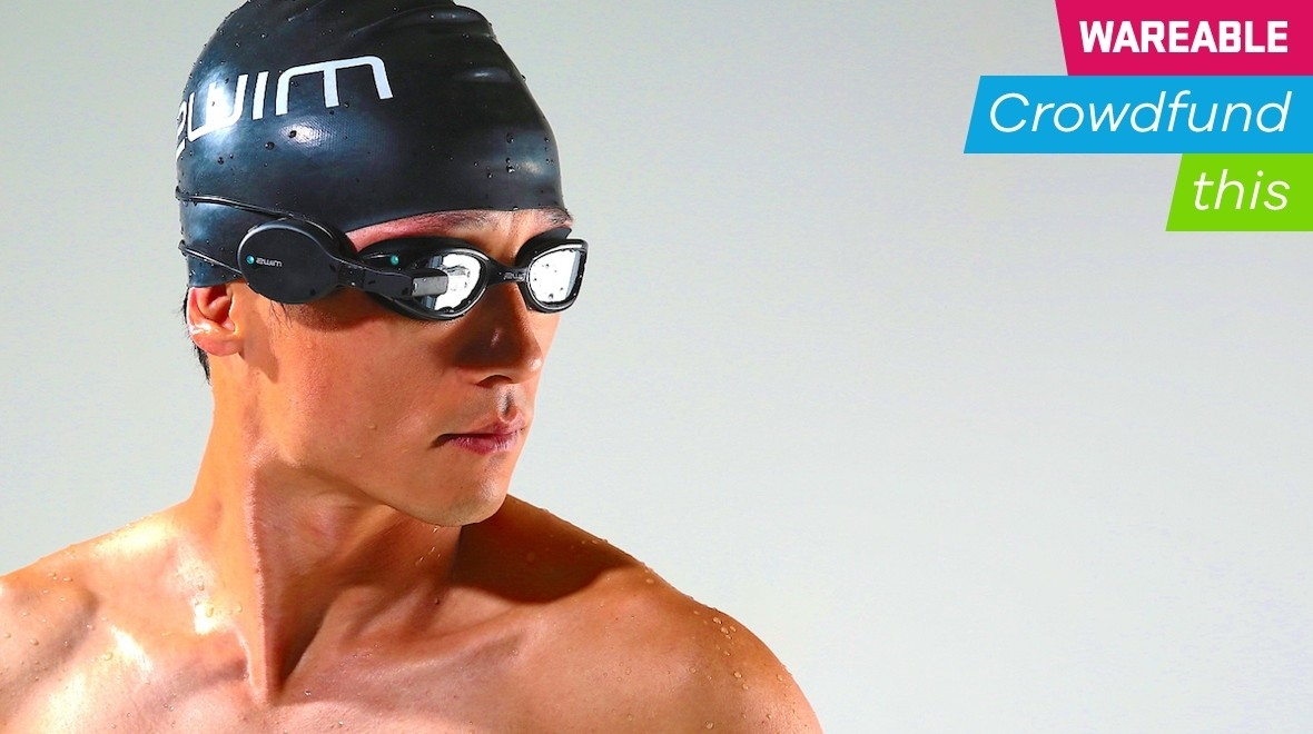 Zwim gives swimmers a HUD