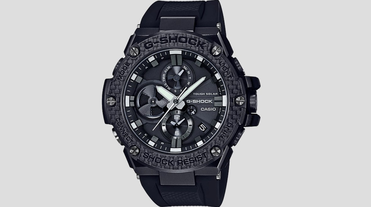 Casio S New Connected G Shock Is A Hybrid With Time Bending Powers