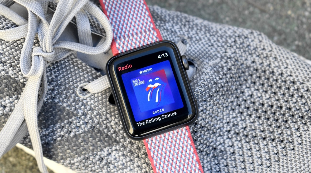 Streaming music on Watch Series 3