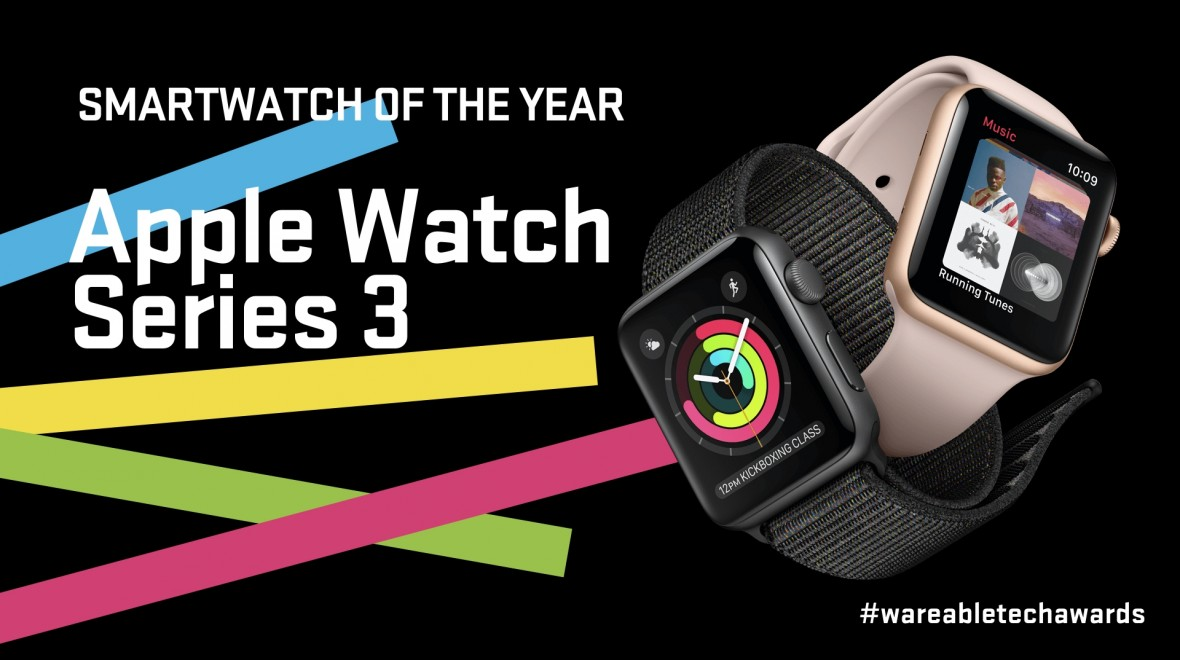 Why Apple won top smartwatch prize