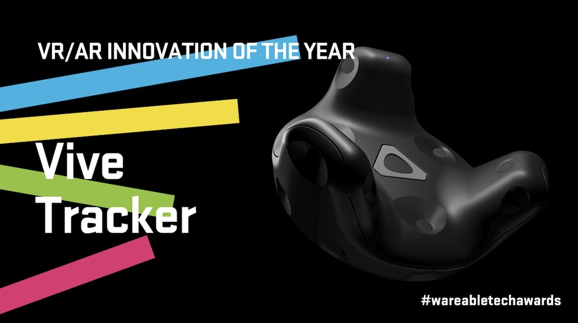 Why Vive Tracker is a VR winner