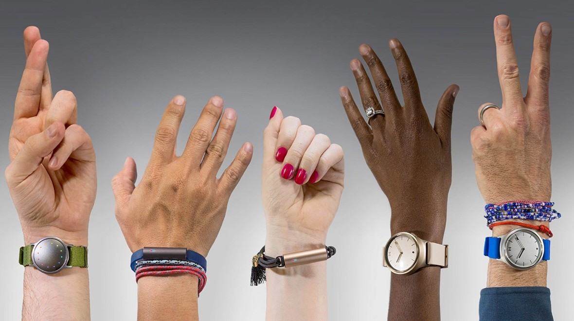 Wearables tackling skin science