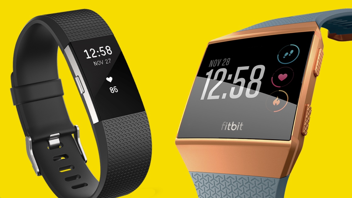 Fitbit Charge 2 V Fitbit Ionic The Fitbit Heavyweights Go