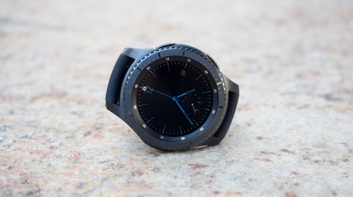 Gear S3's Value Pack update packs a wallop