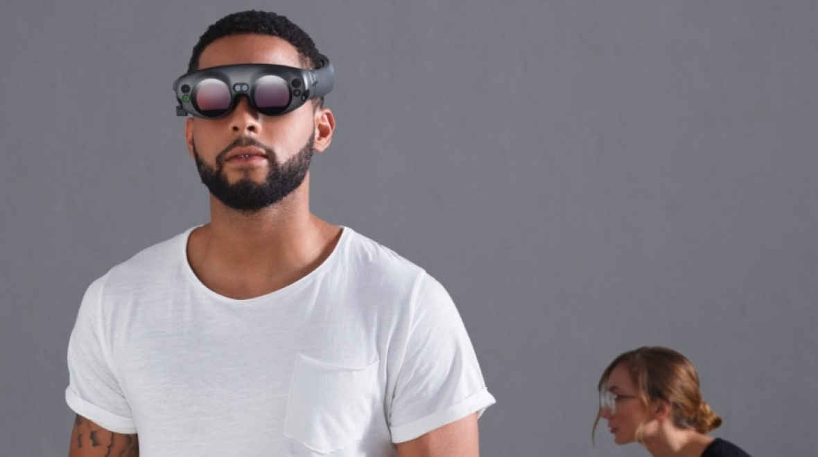 Magic Leap reveals its One AR glasses