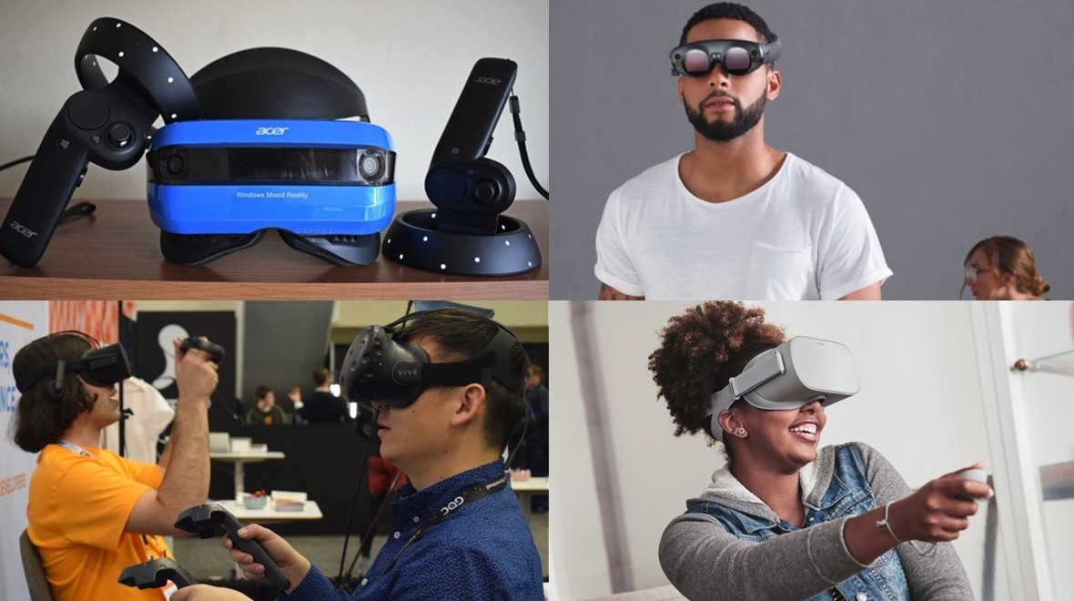 VR and AR: Year in review