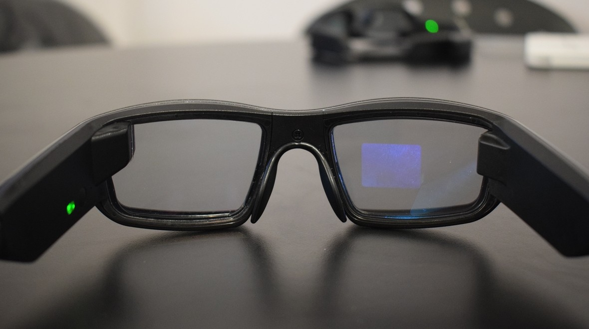 Vuzix Blade does Google Glass right