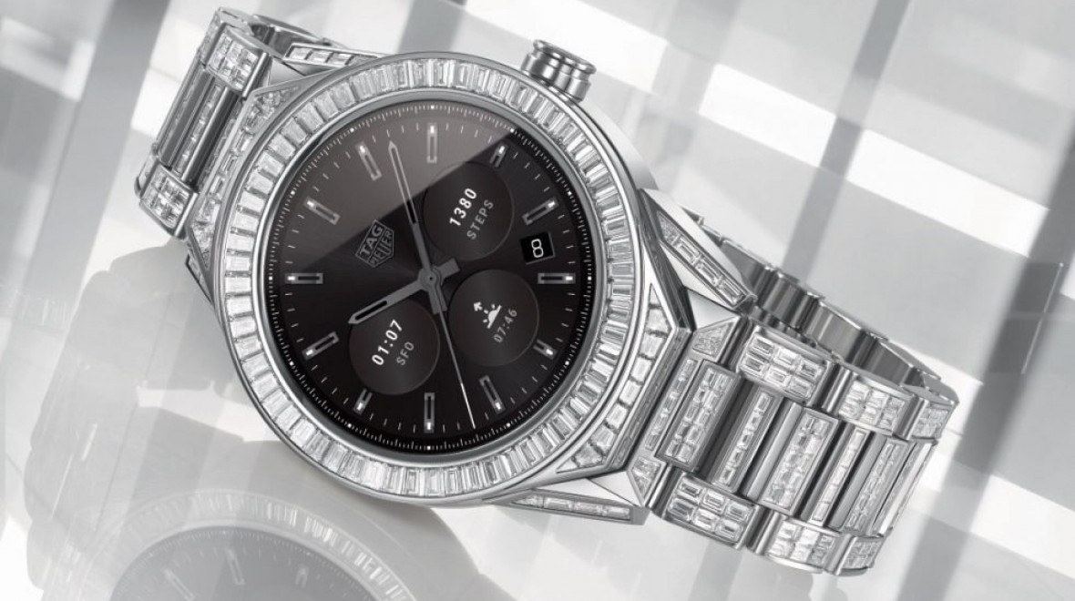 Tag launches most expensive smartwatch
