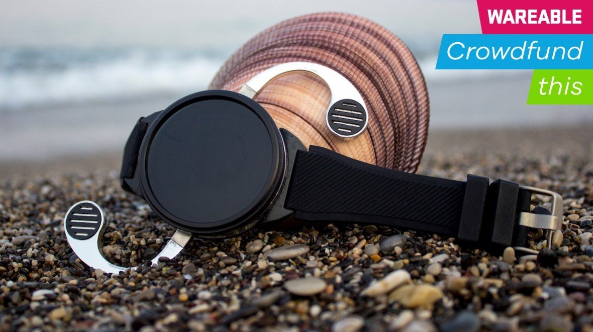 Shell's smartwatch is trying too hard