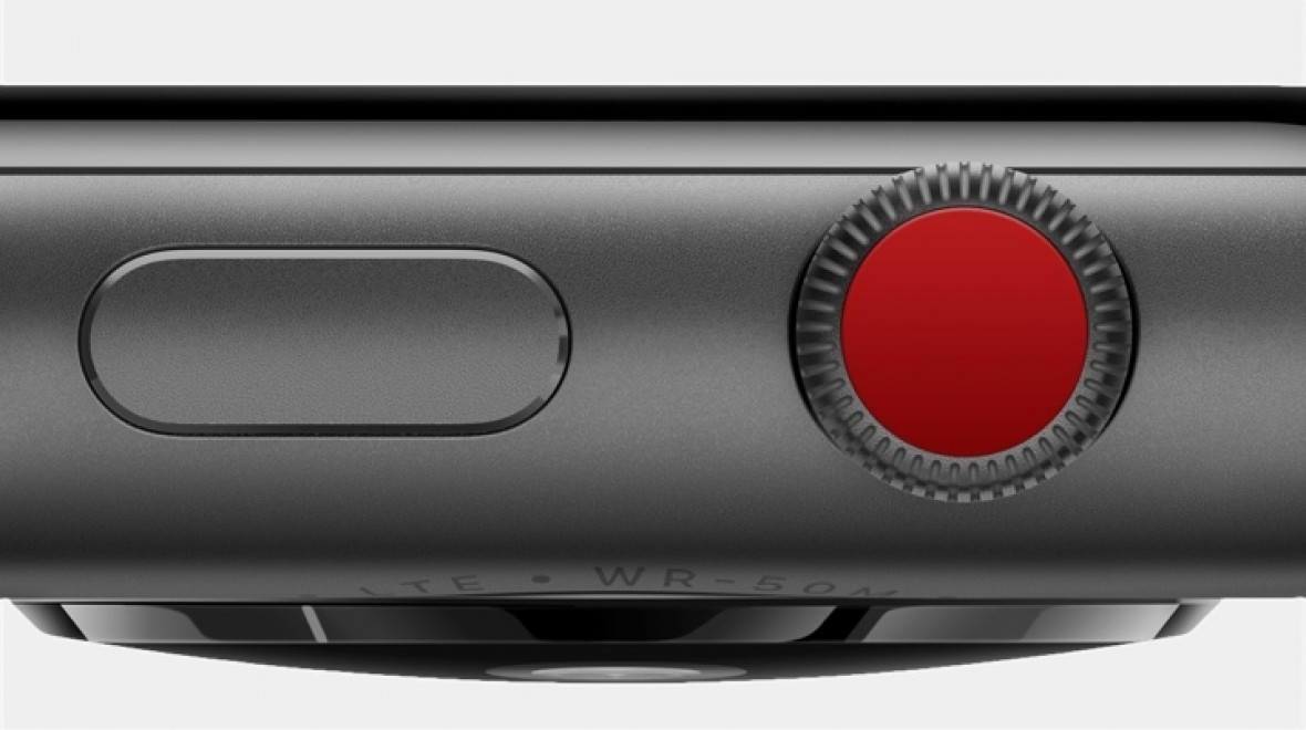Apple Watch crown could get Force Touch