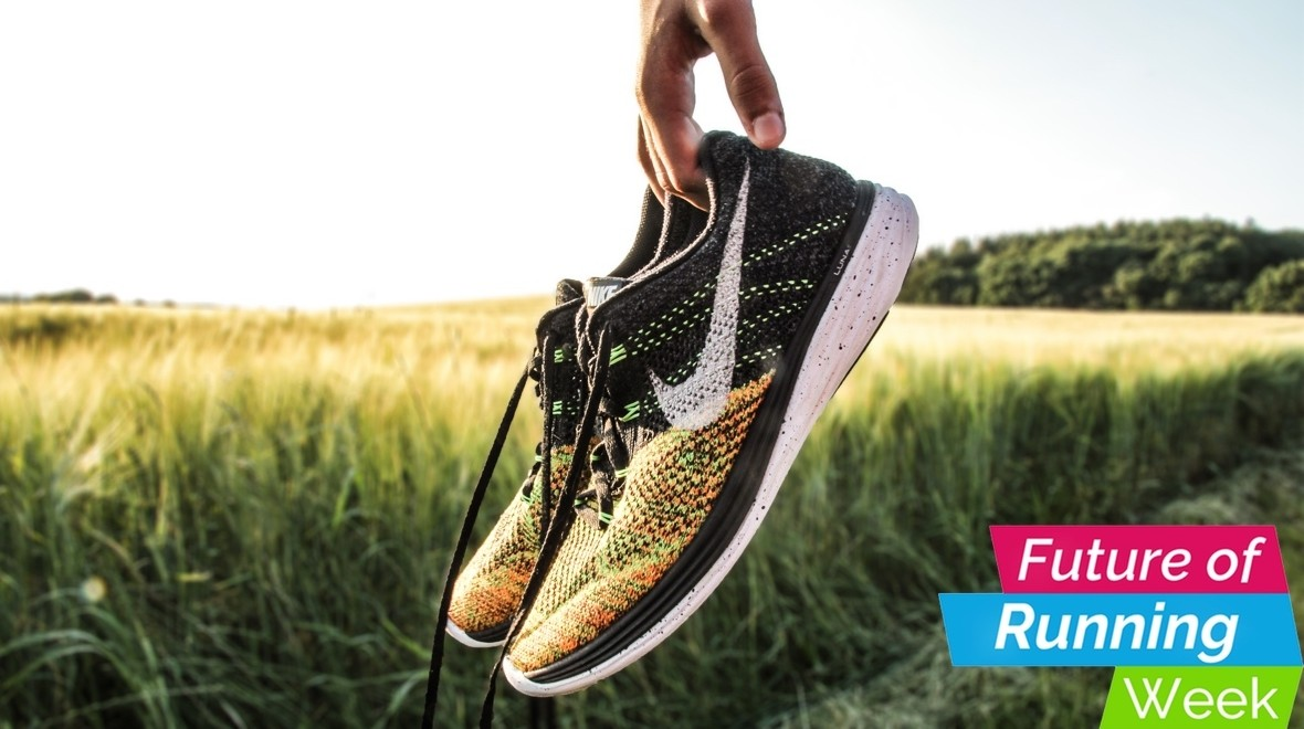 The future of smart running shoes