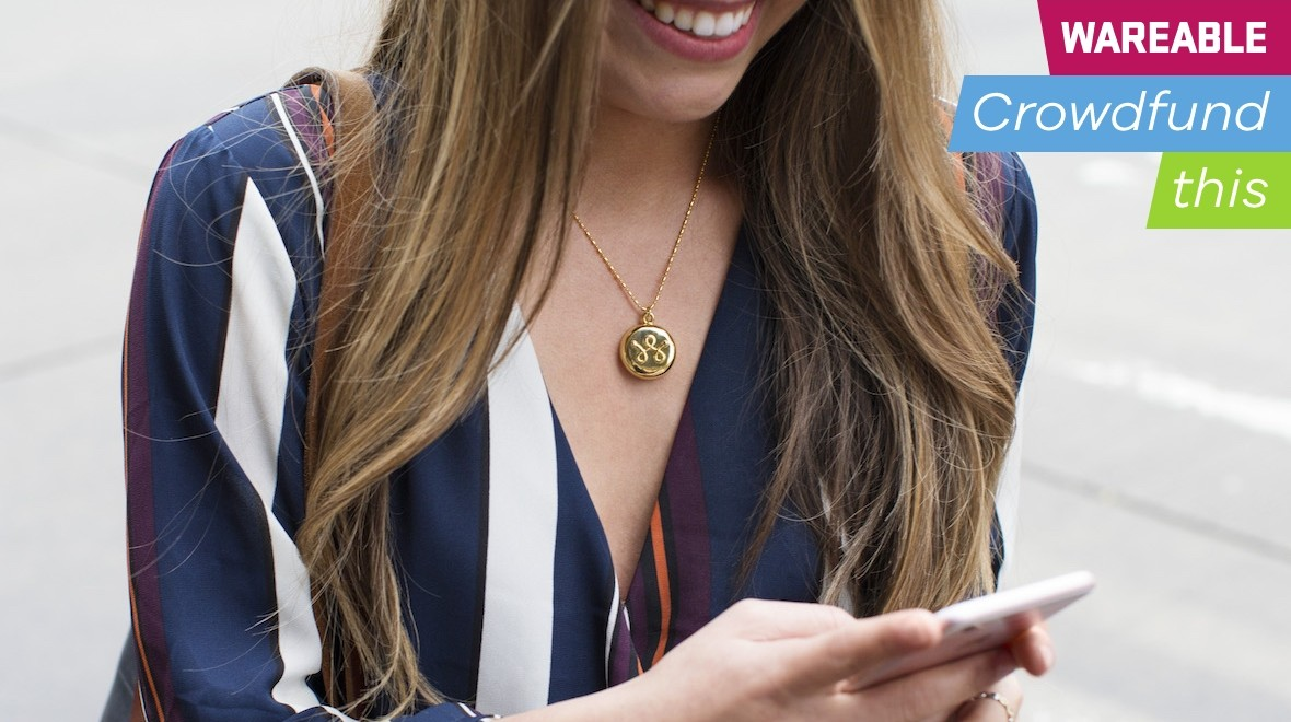 This smart jewellery has big ambitions