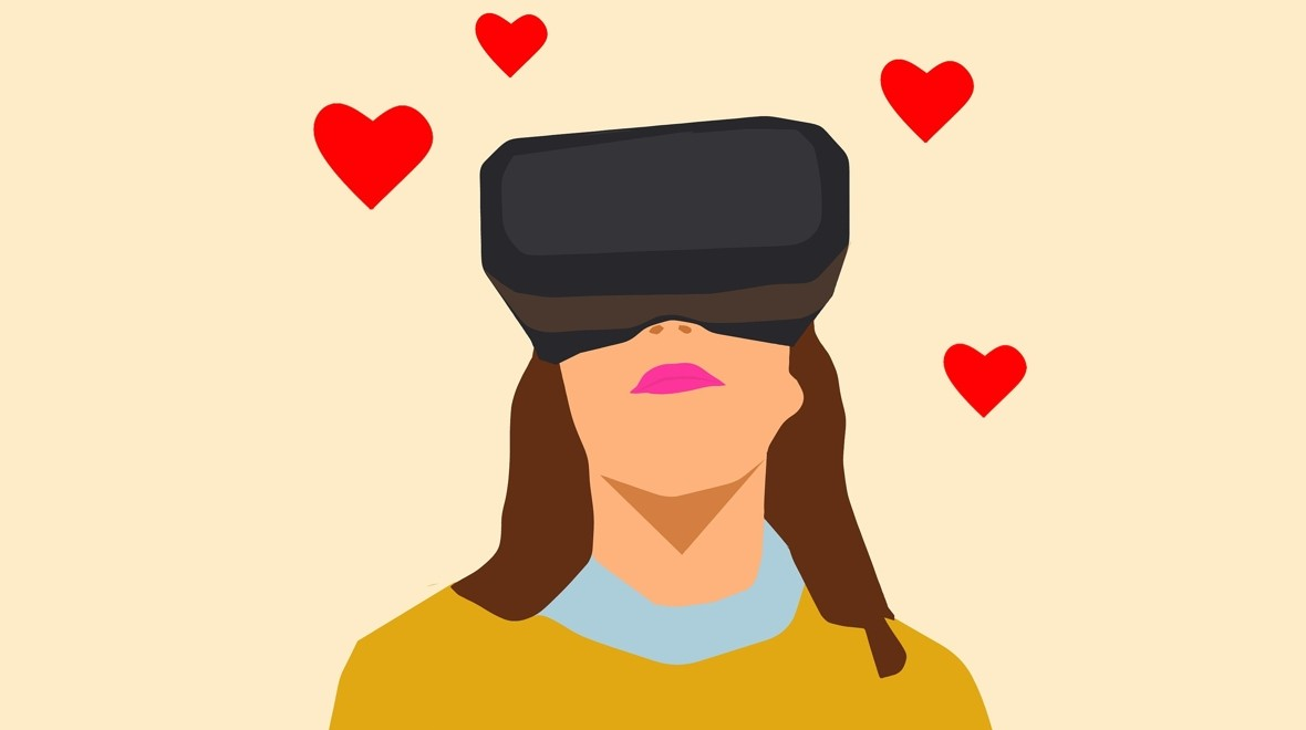 Can you find love in VR?
