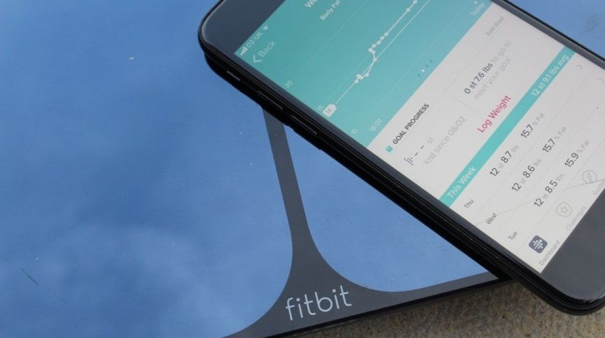 Living with the Fitbit Aria 2