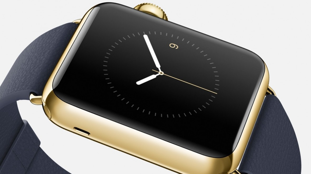 Apple Watch Edition: special treatment