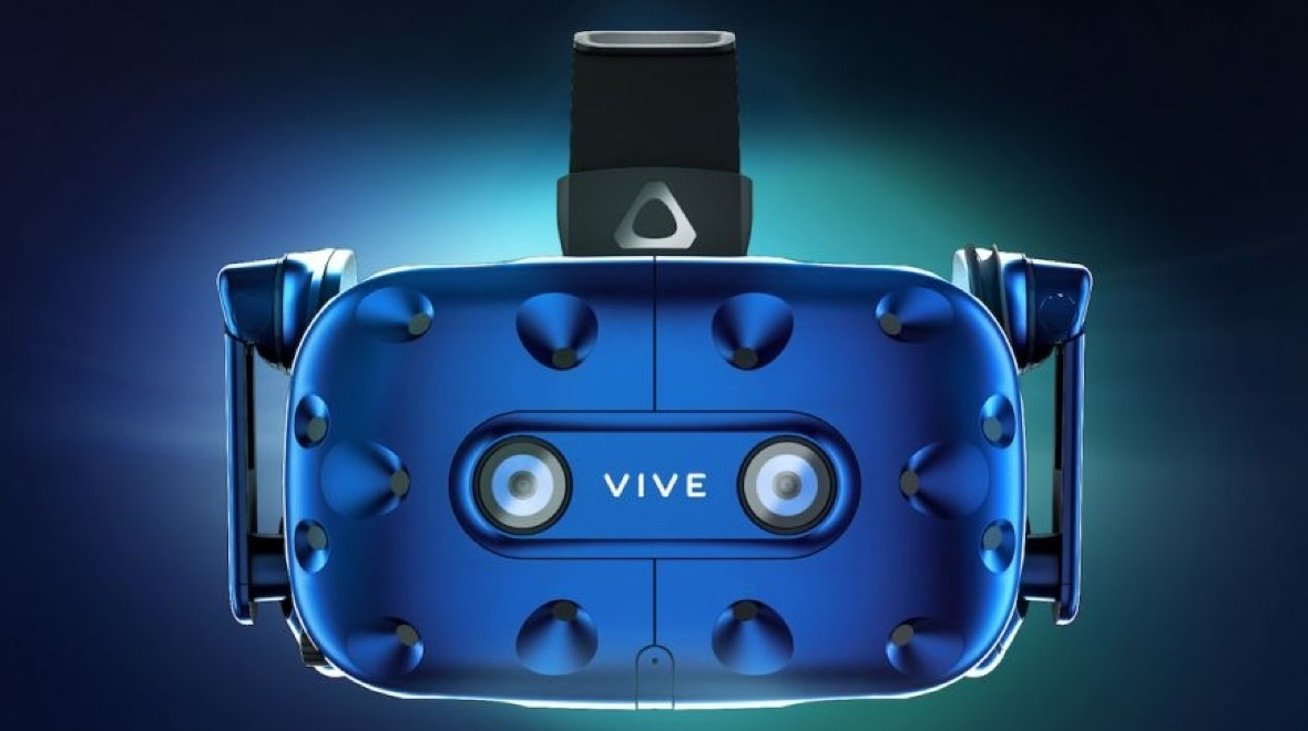 Vive Pro gets a release date and price