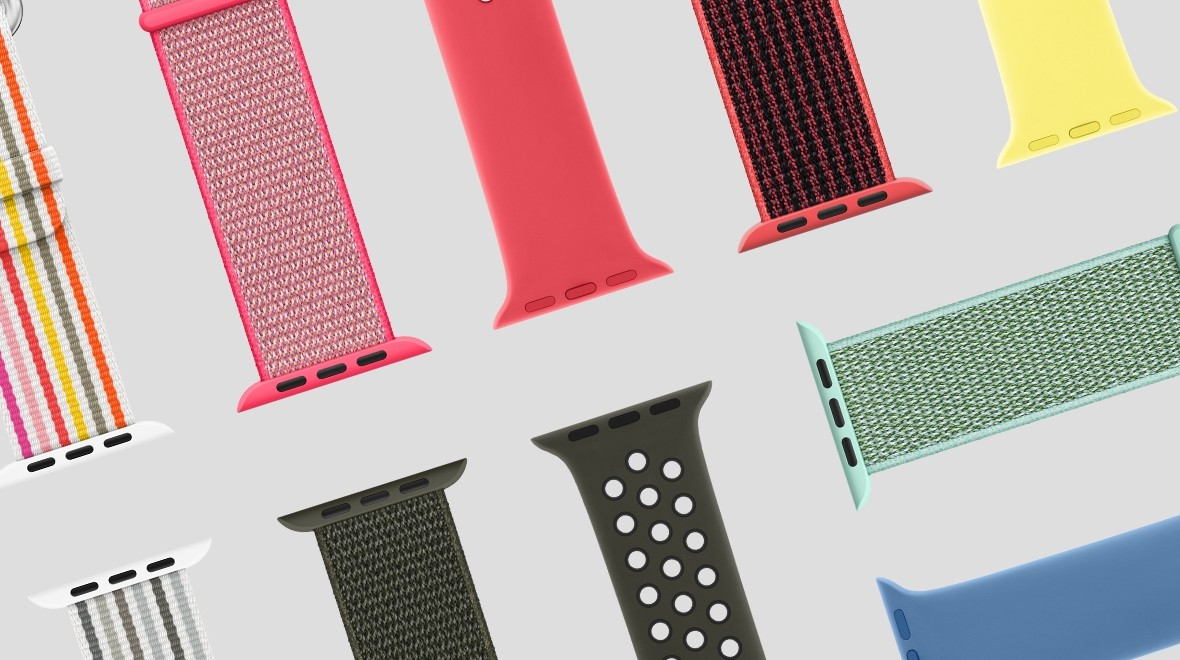 Apple's Spring 2018 band collection is here