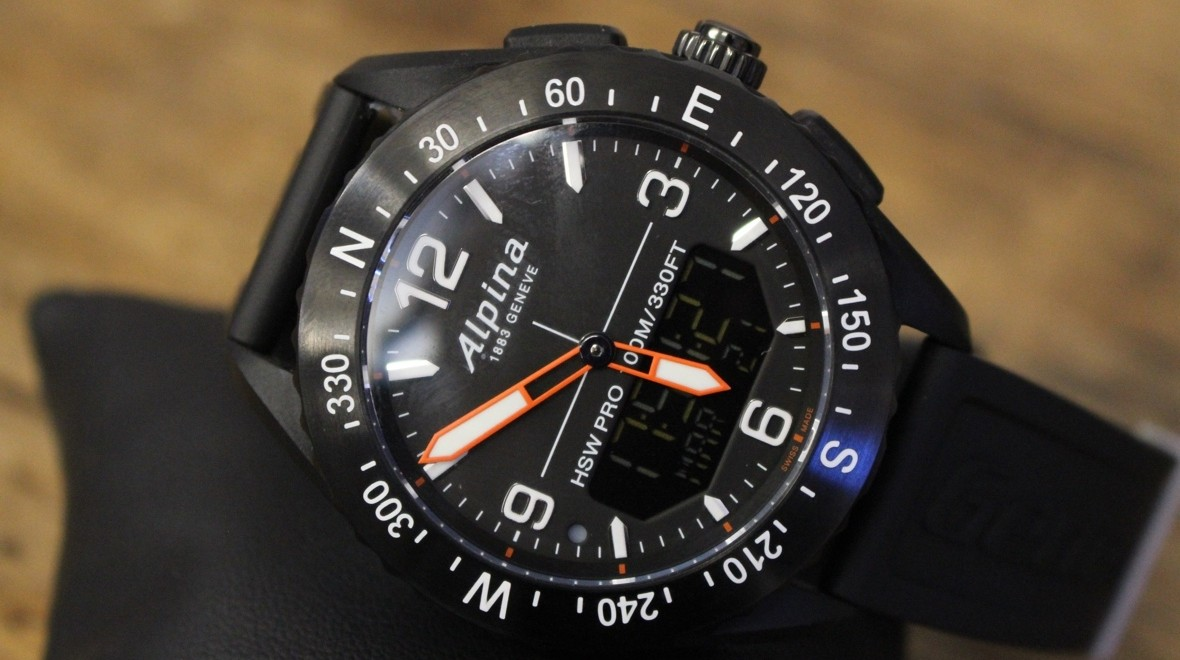 First look: Alpina AlpinerX