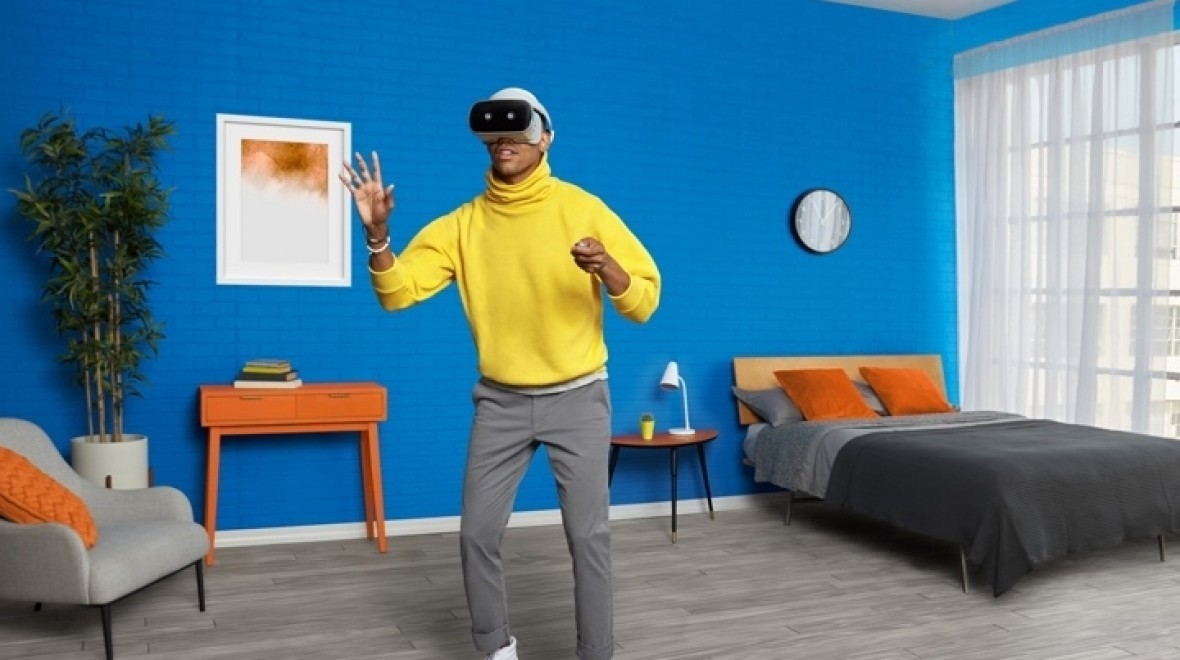 New ways to solve VR motion sickness